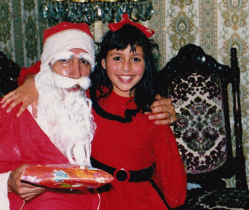 Santa comes NYE